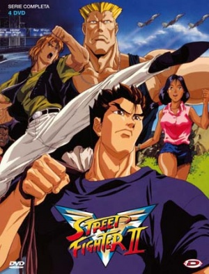 Street Fighter II: V 340x447