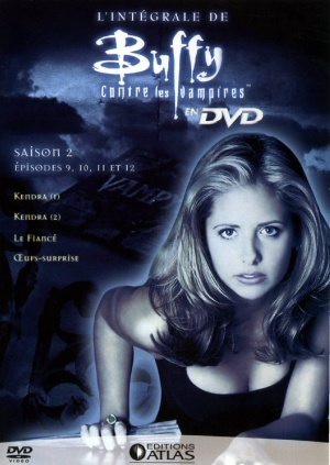 Buffy the Vampire Slayer 1298x1830