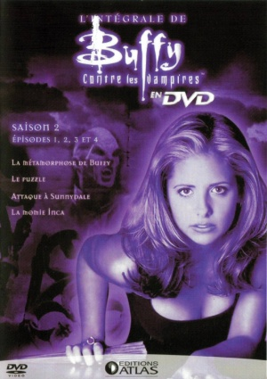 Buffy the Vampire Slayer 1291x1830
