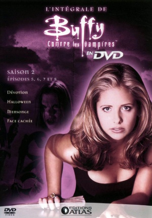 Buffy the Vampire Slayer 1284x1830