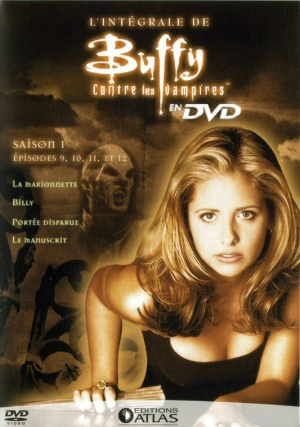 Buffy the Vampire Slayer 1287x1830
