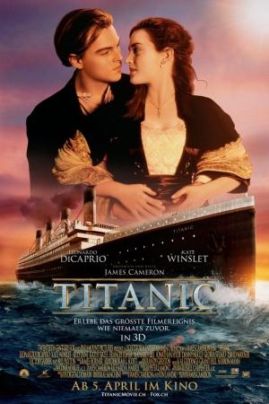 Titanic 600x900