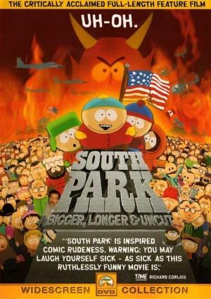 South Park: Bigger, Longer & Uncut 752x1068
