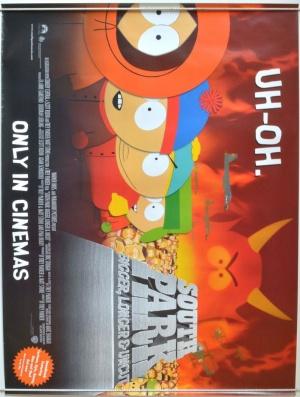 South Park: Bigger, Longer & Uncut 793x1050