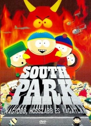 South Park: Bigger, Longer & Uncut 516x718