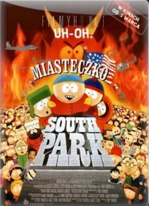 South Park: Bigger, Longer & Uncut 394x547