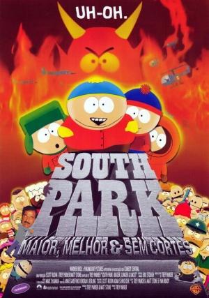 South Park: Bigger, Longer & Uncut 703x1000