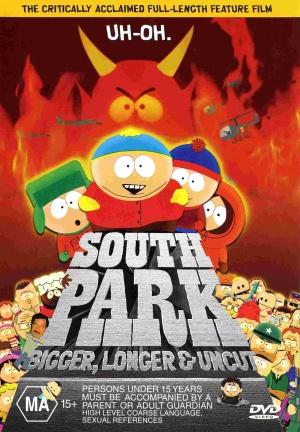 South Park: Bigger, Longer & Uncut 1509x2175