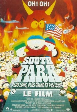South Park: Bigger, Longer & Uncut 600x876