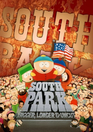 South Park: Bigger, Longer & Uncut 1022x1450