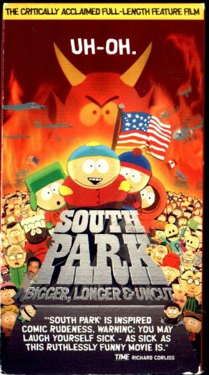 South Park: Bigger, Longer & Uncut 426x763