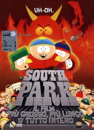 South Park: Bigger, Longer & Uncut 1045x1446
