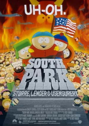 South Park: Bigger, Longer & Uncut 335x474