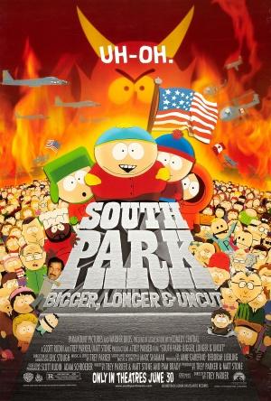 South Park: Bigger, Longer & Uncut 1974x2924