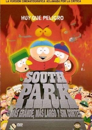 South Park: Bigger, Longer & Uncut 1021x1436