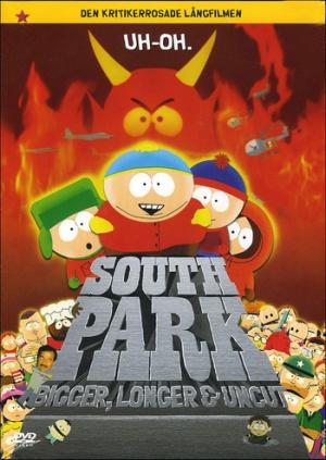 South Park: Bigger, Longer & Uncut 350x494