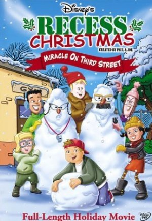 Recess Christmas: Miracle on Third Street 323x468