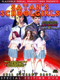 Satan's Schoolgirls poster