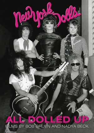 All Dolled Up: A New York Dolls Story Cover