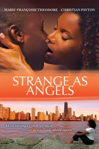 Strange as Angels poster