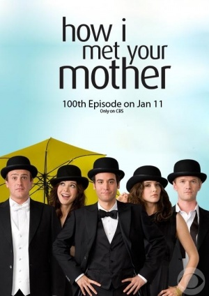 How I Met Your Mother 500x707