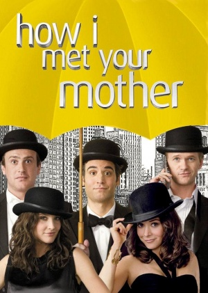How I Met Your Mother 712x1000