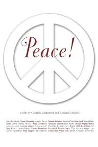 The Peace! DVD poster