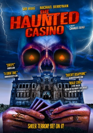 Dead Man's Hand Dvd cover