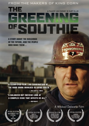 The Greening of Southie Cover