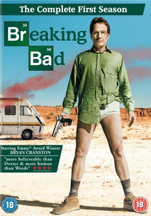 Breaking Bad 1121x1600