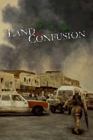 Land of Confusion Cover