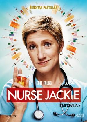 Nurse Jackie - Terapia d'urto 2356x3307
