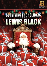 Surviving the Holidays with Lewis Black poster