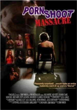 Porn Shoot Massacre Cover