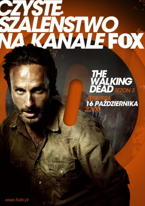 The Walking Dead 1061x1500