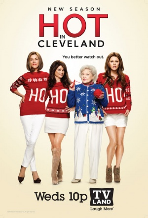Hot in Cleveland 500x733