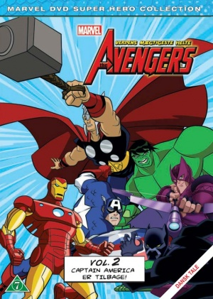 The Avengers: Earth's Mightiest Heroes 570x800