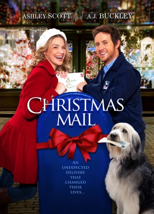 Christmas Mail Dvd cover