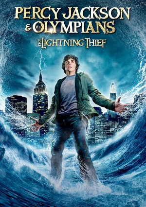 Percy Jackson & the Olympians: The Lightning Thief 1531x2175