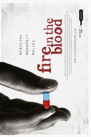 Fire in the Blood 3333x5000