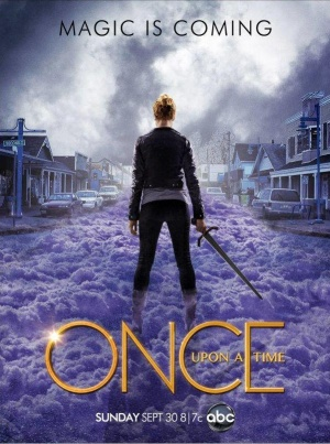 Once Upon a Time 601x807