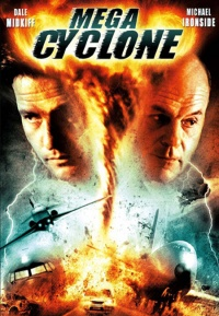 Red Cyclone poster