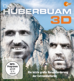 Die Huberbuam Cover