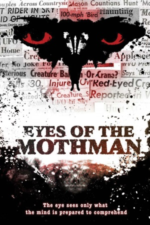 Eyes of the Mothman Dvd cover