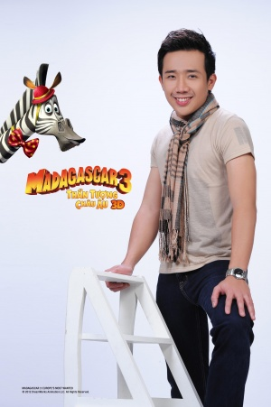 Madagascar 3: Europe's Most Wanted 2832x4256