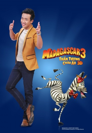 Madagascar 3: Europe's Most Wanted 2953x4252