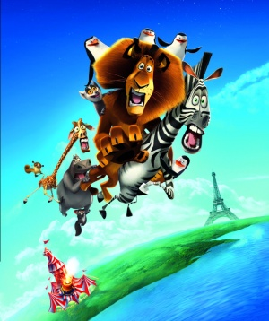 Madagascar 3: Europe's Most Wanted 839x1000