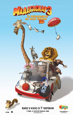 Madagascar 3: Europe's Most Wanted 2008x3150