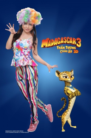 Madagascar 3: Europe's Most Wanted 2724x4093