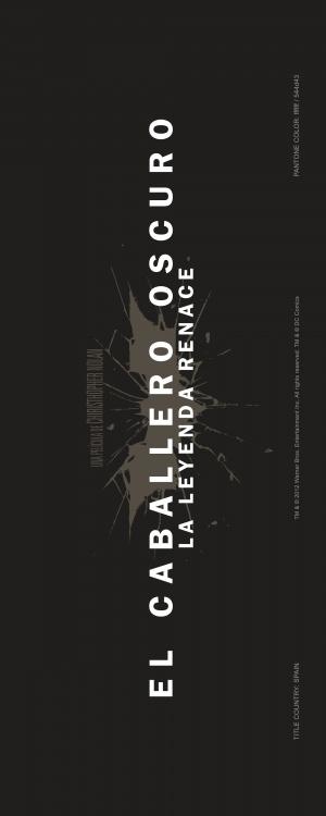 Batman: El caballero de la noche asciende 2000x5000